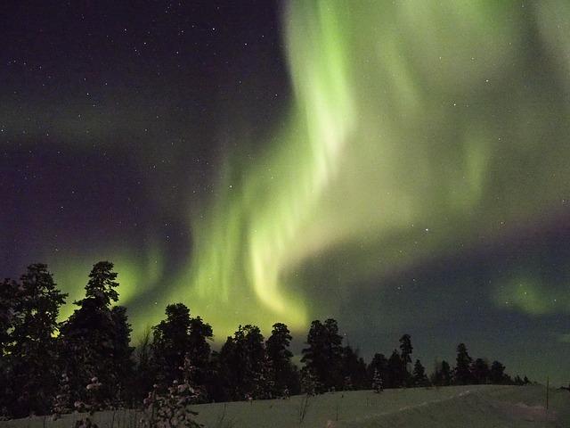 Finlandia – Aurora Boreal