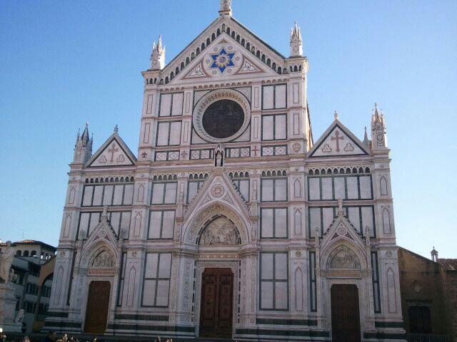Florencia - Iglesia Santa Croce