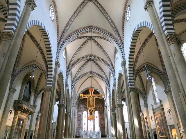 Florencia - Iglesia Santa Maria Novella