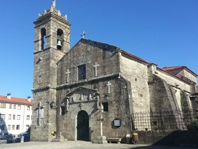 Galicia - que visitar en Cambados - Convento San Francisco
