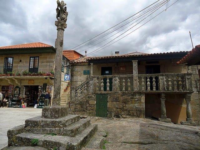 Galicia - Combarro