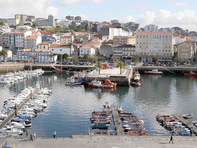 Galicia - Ferrol- Puerto de Curuxeiras