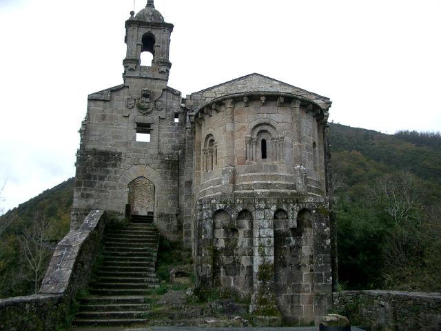 Galicia - Fragas do Eume - Monasterio Caaveiro