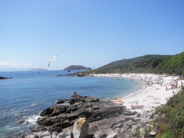 Galicia - Isla Ons