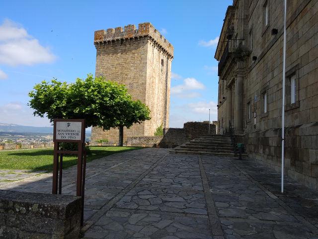 Galicia - Monforte de Lemos - Parador