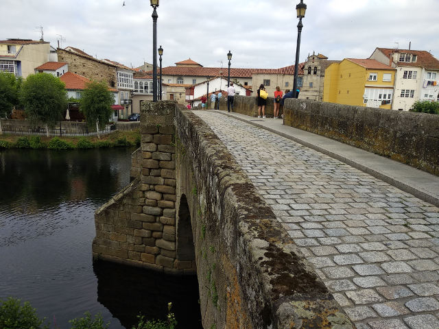 Galicia - Monforte de Lemos - Puente Viejo