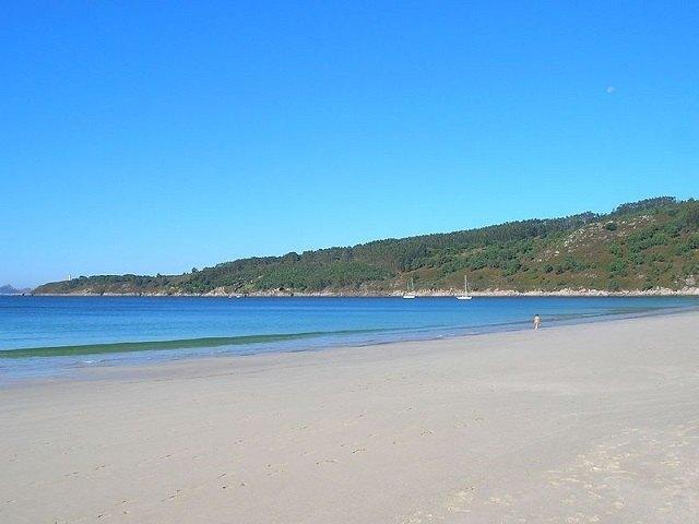 Galicia - Playa Barra