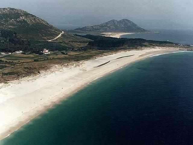 Galicia - Playa Carnota