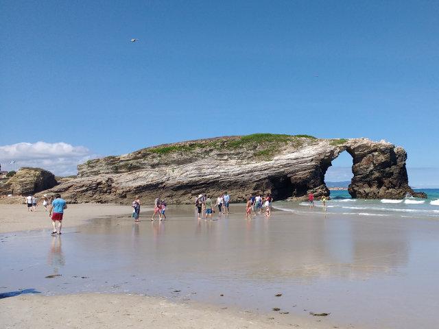 Galicia - Playa de las Catedrales