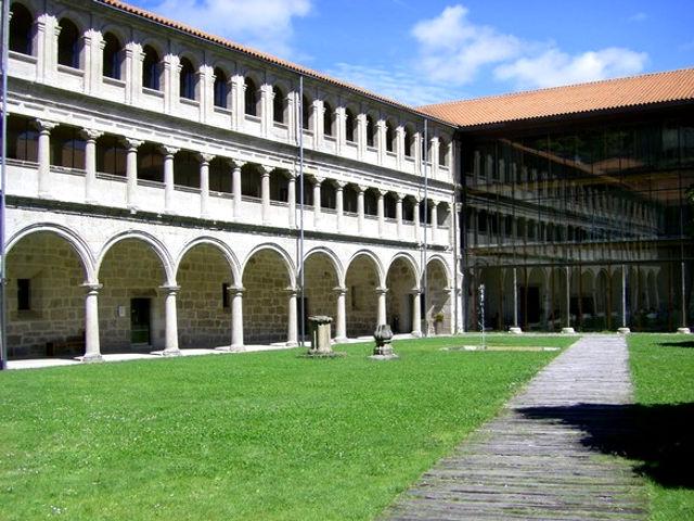 Galicia - Ribeira Sacra - Monasterio San Estevo de Ribas