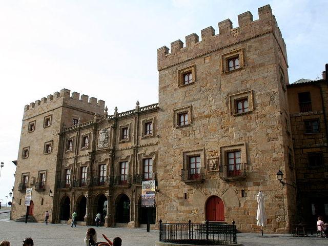 Que ver en Gijón - Palacio Revillagigedo
