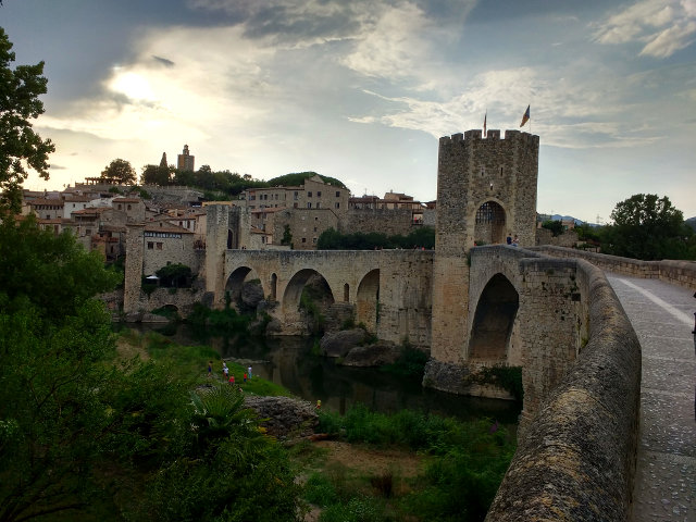 Girona - Besalú