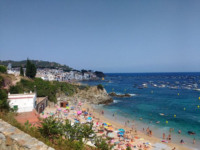 Girona - Calella Palafrugell