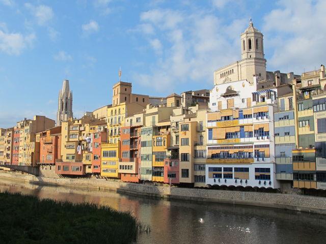 Qué ver en Girona en un día. Paseo por un casco antiguo de cuento
