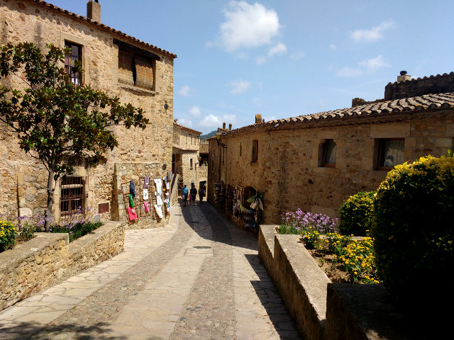 Girona - Pals