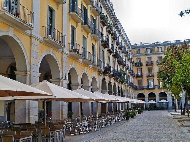 Girona - Plaza Independencia