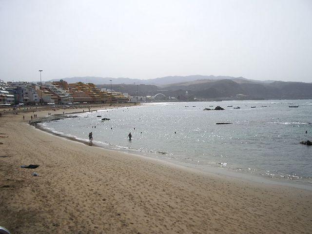 Gran Canaria - Playa Canteras