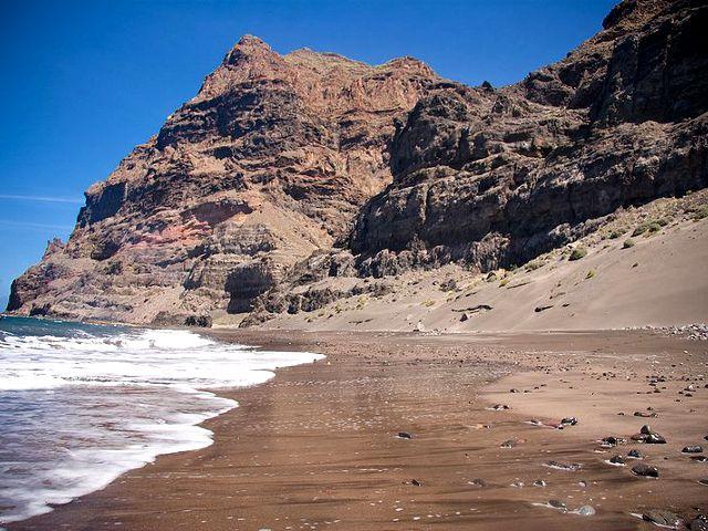 Gran Canaria - Playa Gui Gui