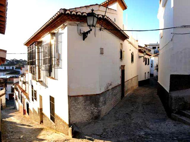 Granada - Albaycin - Calles
