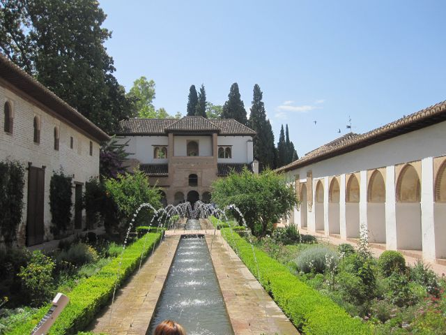 Lo mejor que ver en Granada en un día. Un paseo por la ciudad