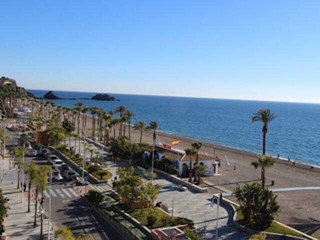 Granada - Almuñecar - Playa San Cristobal