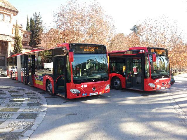 Granada - Autobús urbano