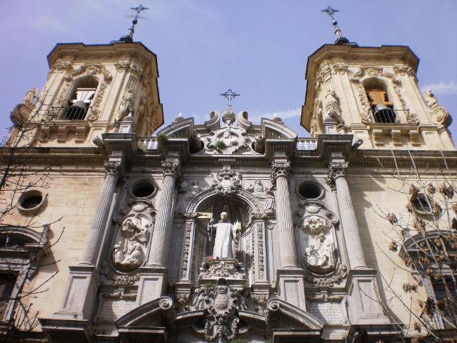 Granada - Basilica San Juan de Dios - Exterior