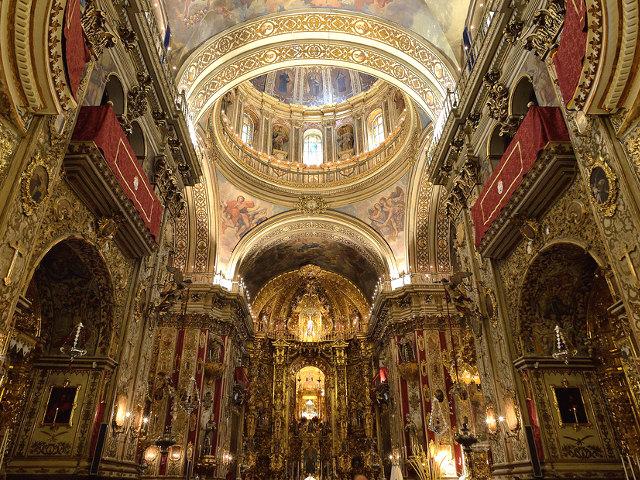La Basílica de San Juan de Dios de Granada