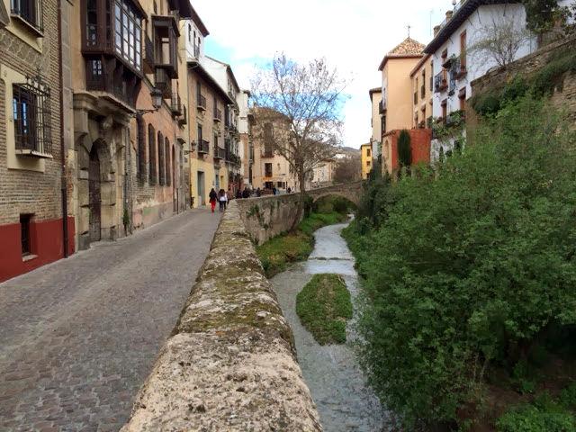 que hacer en Granada en cuatro dias - Carrera del Darro