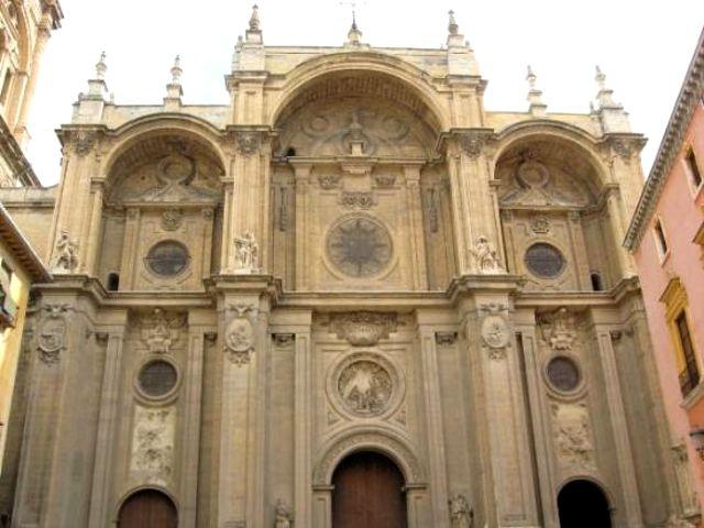 visitar Granada en 3 dias- Catedral