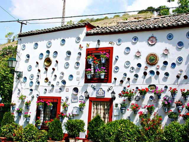 Granada - Cuevas de Sacromonte