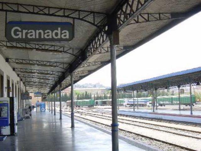 Granada - Estación Ferrocarril