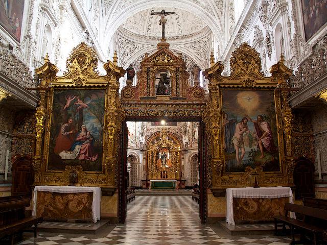 El Monasterio de la Cartuja de Granada – Horarios y Tarifas