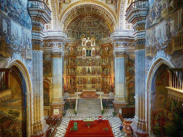 Granada - Monasterio San Jerónimo