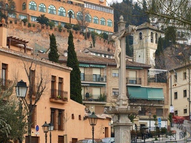 Un paseo por el Realejo, el antiguo barrio judío de Granada