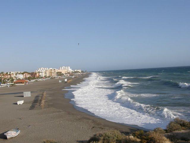 Granada - Salobreña - Playa
