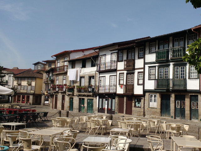 Que visitar en Guimaraes