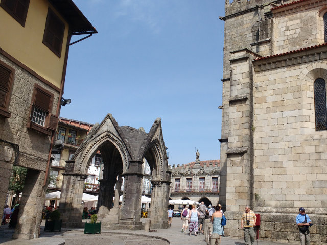 Qué ver en Guimaraes en un día, el pueblo medieval que vio nacer a Portugal