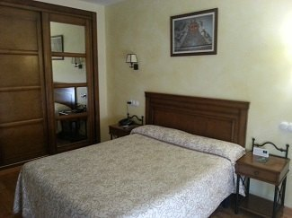 Hotel Comendador - Habitación