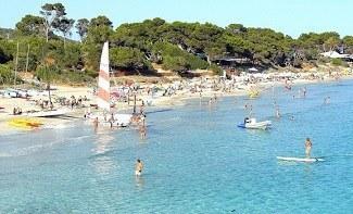 Ibiza - Las Salinas de Migjorn