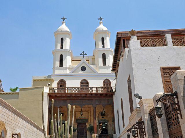 El Barrio Copto de El Cairo. Un barrio aislado del resto