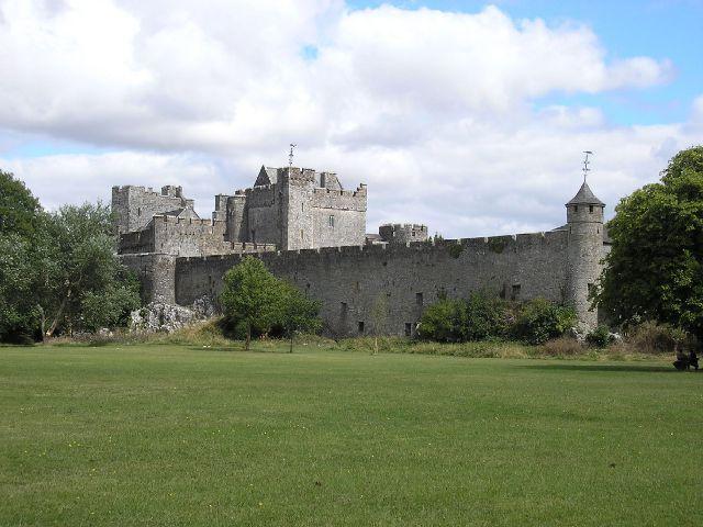 Irlanda - Cahir - Castillo