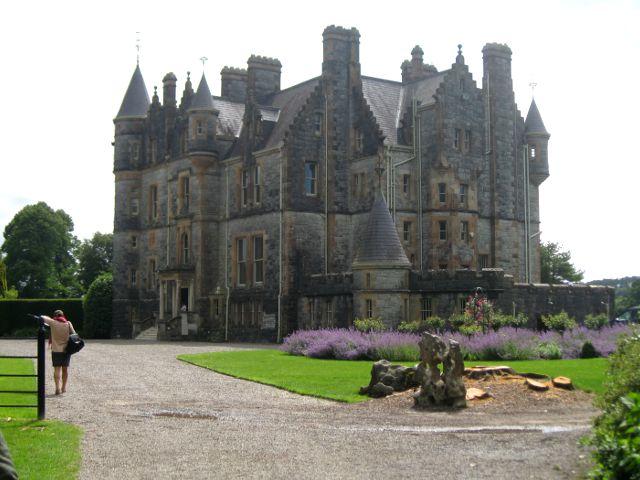 Irlanda - Castillo de Blarney - Blarney House