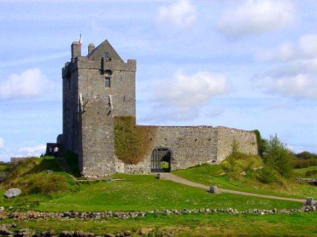 Irlanda - Castillo de Dunguaire