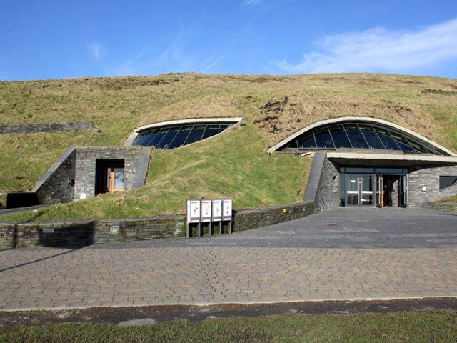 Irlanda - Cliffs of Moher - Centro de visitantes