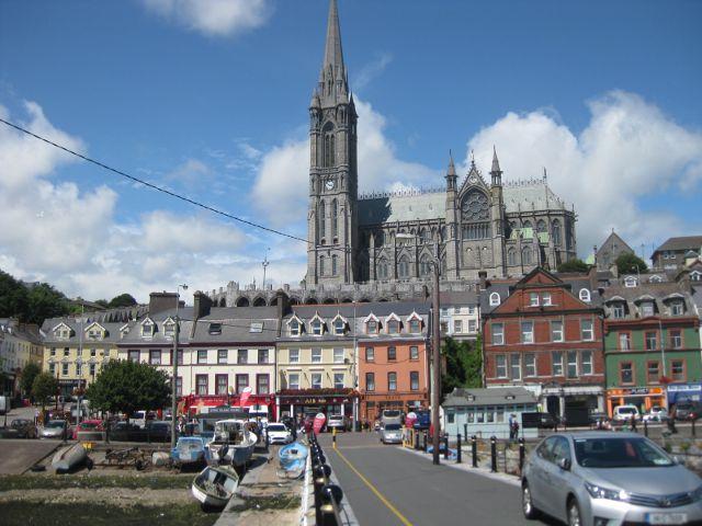 Un recorrido por la costa de Cork. Visitar Cobh y Kinsale
