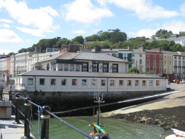 Irlanda - Cobh - White Star Line