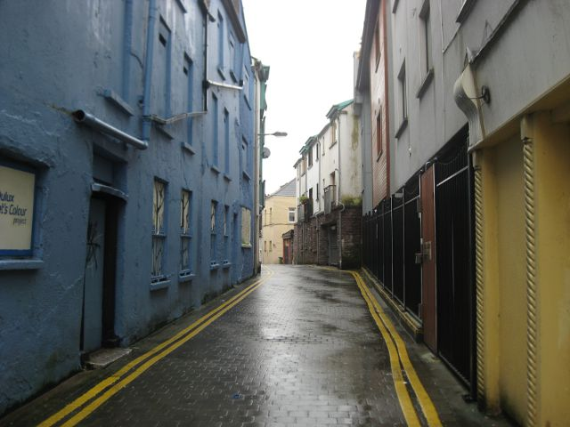 Irlanda - Cork - Barrio Shandon