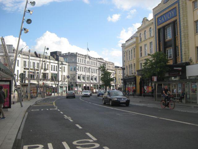Irlanda - Cork - St Patrick Street