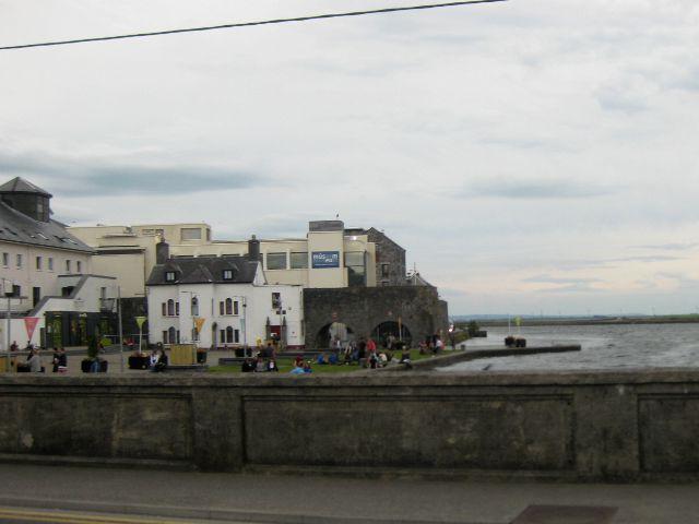 Irlanda - Galway - Spanish Arch